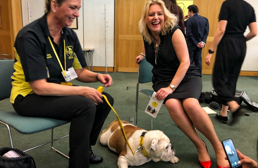 Mims Davies Therapy Dogs 2