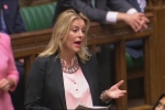 Mims Davies - Speaking in HoC Chamber