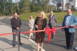 Penlands Green Roundabout opening